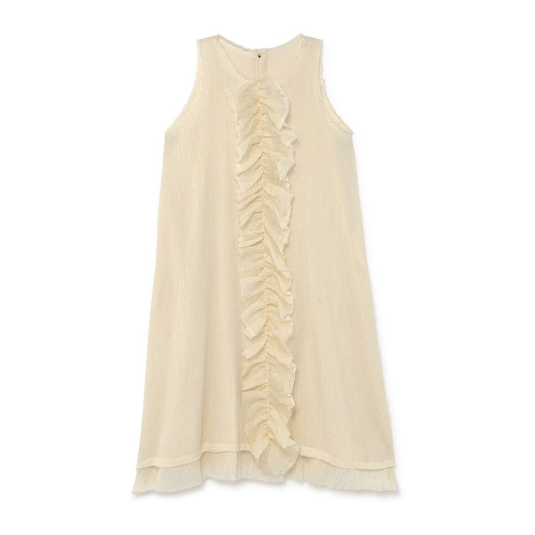 Muslin LCF Ruffle Dress