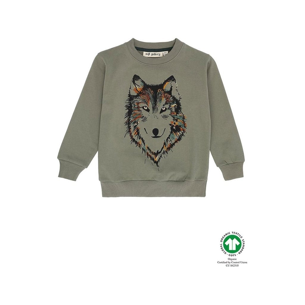 Konrad Soft Gallery Husky Sweater