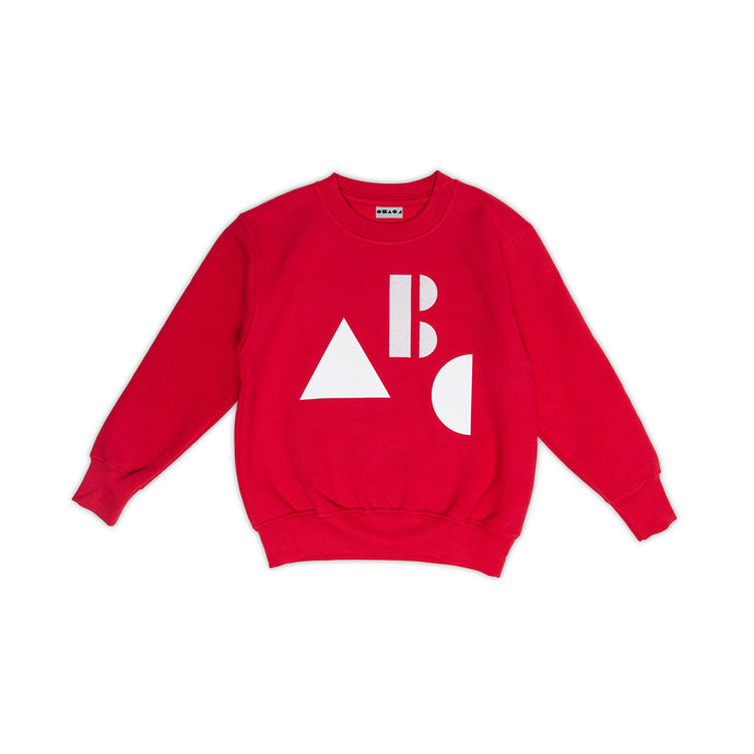 ABC Shapes Sweater