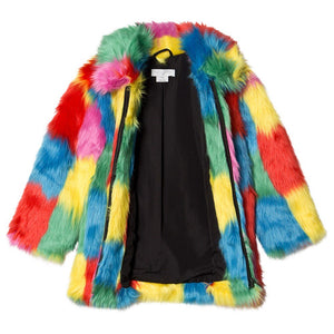 Fake Fur SMC Coat