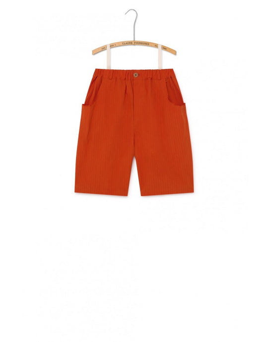 Crushed Cotton LCF Shorts