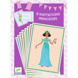 DD04775 Djeco Invitation Cards