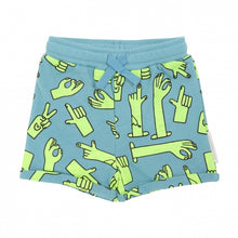 Yellow Hands SMC Baby Shorts