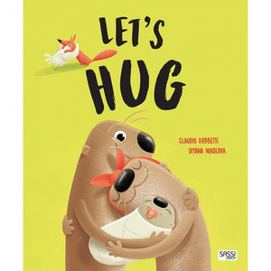 Sassi Picture Book Let's Hug