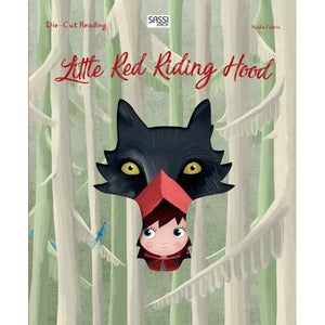 Sassi Die-Cut Reading Little Red Riding Hood