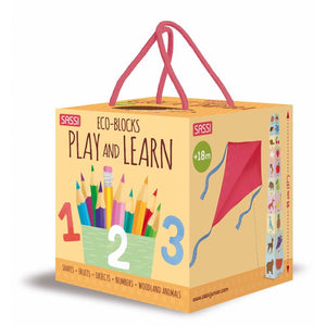 Sassi Eco Blocks Play And Learn