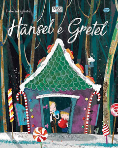 Sassi Die-Cut Reading Hansel And Gretel