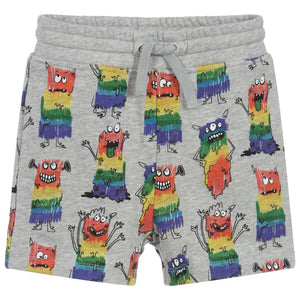 Rainbow Monster SMC Shorts
