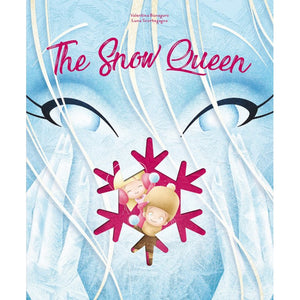 Sassi Die-Cut Reading The Snow Queen