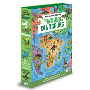 Sassi Travel, Learn And Explore The World Of Dinosaurs