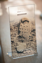 Load image into Gallery viewer, D-Day 75 Bootprint Plaque