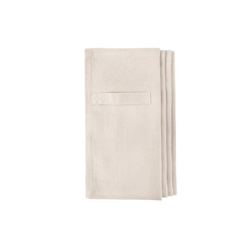 Everyday Napkin 4 set, Stone Kitchen The Organic Company