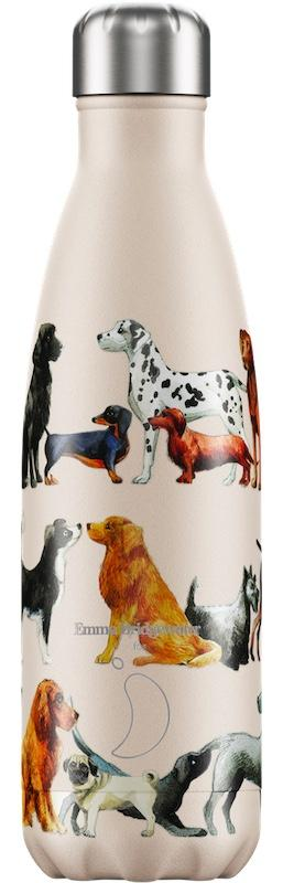 Juomapullo 500ml Dogs Bottles Chilly's
