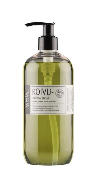 Nestesaippua Koivu 500 ml Soap Osmia