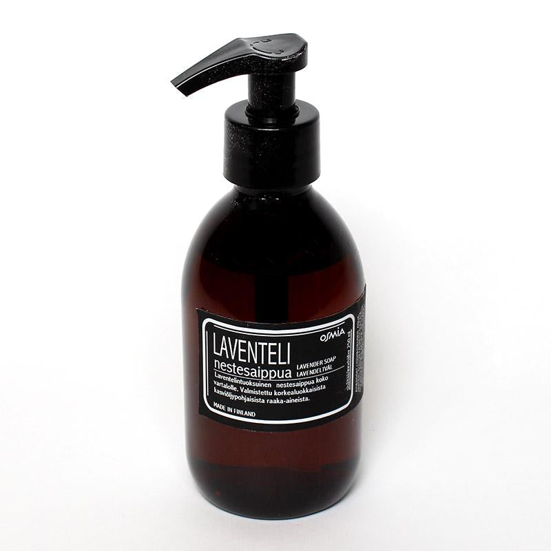 Nestesaippua Laventeli 250 ml Soap Osmia