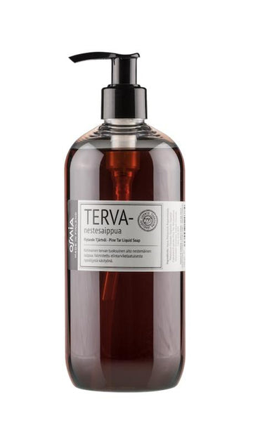 Nestesaippua Terva 500 ml Soap Osmia