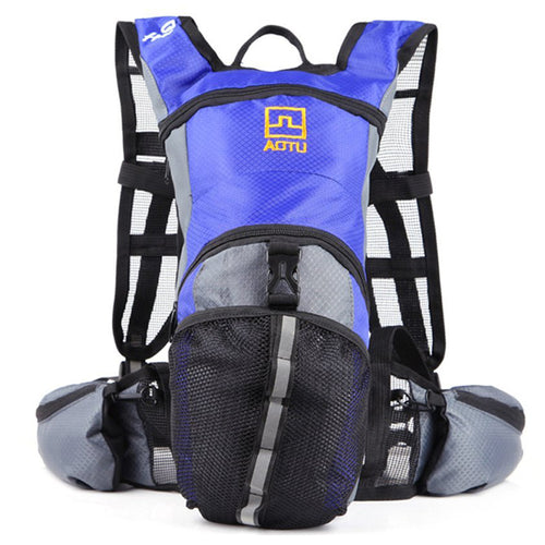 13L Waterproof Outdoor Camping And Mountaineering Pack