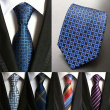 Load image into Gallery viewer, 1 Piece 100% Silk Mens Business Necktie*