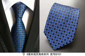 1 Piece 100% Silk Mens Business Necktie*