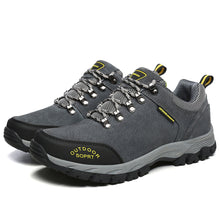 Load image into Gallery viewer, Mens Outdoor Comfortable Air Mesh Trekking Shoes