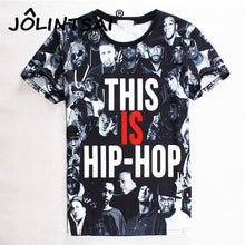 "Load image into Gallery viewer, 3D Digital ""This Is Hip-Hop"" T-Shirt"