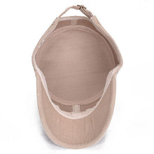 Load image into Gallery viewer, All Season Solid Color Flat Military Hat