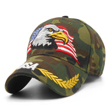 Load image into Gallery viewer, Deer Print Camo Style Baseball Hat