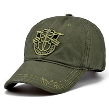 Load image into Gallery viewer, Tactical Camouflage Adjustable Military Cap