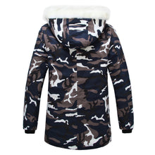 Load image into Gallery viewer, Thick Winter Hooded Camouflage Mens Parka* (S-5XL)