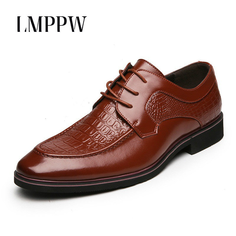 Mens New England Brand Casual Leather Formal Oxfords