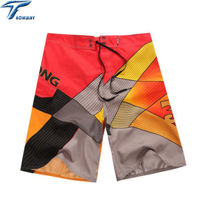 NEW MENS BREATHABLE QUICK DRY BOARD SHORTS