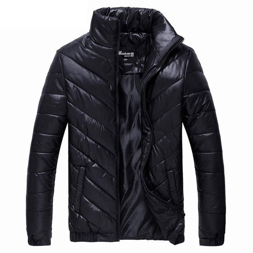 Padded Cotton Winter Parka