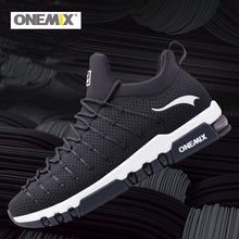 Load image into Gallery viewer, Mens Onemix Brand Breathable Athletic Super Marathon Trainers