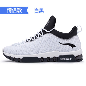 Mens Onemix Brand Breathable Athletic Super Marathon Trainers