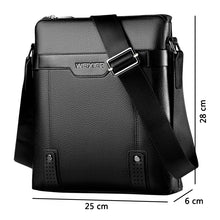 Load image into Gallery viewer, LEINASEN Casual Leather Business Crossbody Messenger bag*
