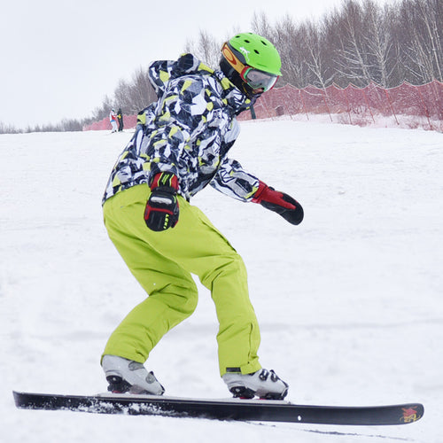 Mens Waterproof/Windproof Warm Breathable Ski Suit