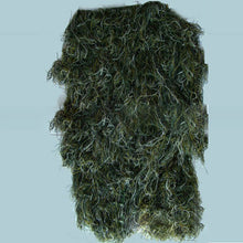 Load image into Gallery viewer, 5-Piece Snow/Jungle/Hunting 3D Premium Ghillie Suit