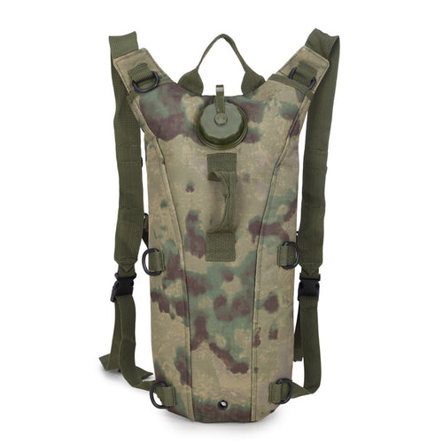 3L Camo Nylon Military Tactical Hydration Pack