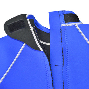 3mm Neoprene Short Sleeve Surf Suit(One-Piece)