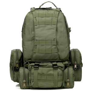 Military Tactical Camping Backpack