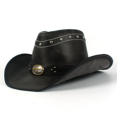 9 Assorted Styles Of Designer Cowboy Hats From Leather, Suede, to Straw* (58-59cm)