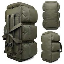 Load image into Gallery viewer, 90L Large Capacity Military Camouflage Travel Bag