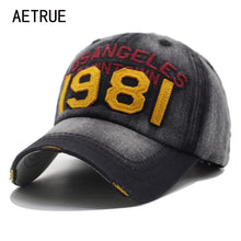 Load image into Gallery viewer, Vintage Letter Pattern Embroidered  Truckers Cap