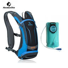 Load image into Gallery viewer, 8L Waterproof Nylon Cycle Pack w/2L Hydration Bladder
