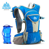 Lightweight Outdoor Hydration Cycling Pack w/TPU Bladder