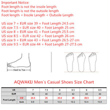 Load image into Gallery viewer, Mens Retro Style Solid Pattern Casual Shoes