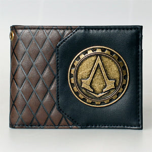 Assassins creed wallets DFT-1479*