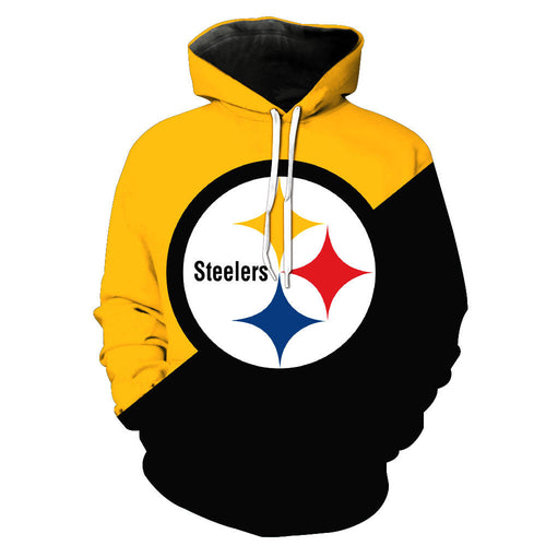 a35035378 3D Hooded Pittsburgh Steelers Print Hoodie  (S-6XL) (Assortment)