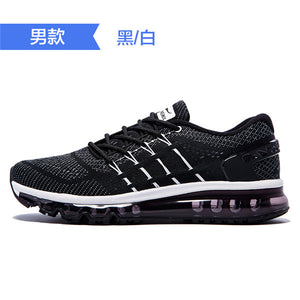 Mens Onemix Brand Breathable Air Mesh Running Shoes