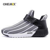 Mens Onemix Brand Air Mesh Cushioning Trainer